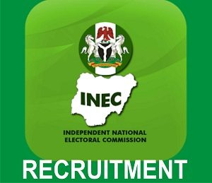 INEC election job